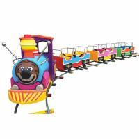 Hot Sale Chinese Factory Amusement Park Fun Rides Kids Electric Mini Track Train for sale
