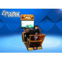 Wholesale Coin Operated Arcade Video Racing Game Machine For 1 Player from china suppliers