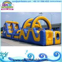 Wholesale New inflatable obstacle,inflatable obstacle course  inflatable obstacle course from china suppliers