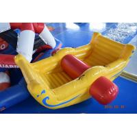 Wholesale Commercial Grade Inflatable Water Totter For Swimming Pool / Lake from china suppliers