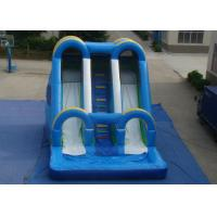 China Commercial Double inflatable water slide big inflatable water slide on sale classic inflatable water slide for park on sale