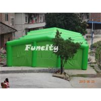 China Inflatable Air Tent Durable PVC Tarpaulin Inflatable Camping Tent on sale