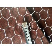 Wholesale Woven Galvanized Heavy Duty Chicken Wire / Portable Chicken Fencing For Poultry from china suppliers
