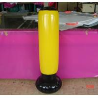Wholesale inflatable tumbler toys / pvc inflatable bop bag for kids / inflatable punching bag from china suppliers