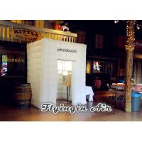 Wholesale Wholesale Inflatable Photo Booth, Inflatable Cube Tent for Wedding from china suppliers