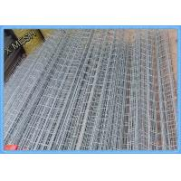 China Medium Duty Metal Wire Mesh , Aluminum Wire Mesh Cable Tray Hot Dipped Galvanized on sale