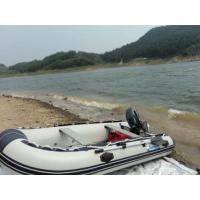 China Air Deck Foldable PVC Inflatable Boat  , Inflatable Sport Boats on sale