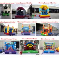 Hot Sale Inflatable Castle Bouncer House