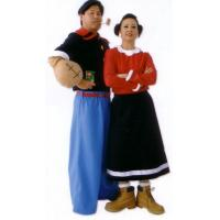 Buy cheap 2012 Lovely girl character mascot costume from wholesalers