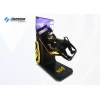 Wholesale Indoor Playground 1500W 9D VR Flight Simulator For 1 Player from china suppliers