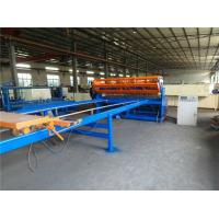 Wholesale Fully Automatic Welded Wire Mesh Machine 40 - 60 Times / Min For School Playground Fence from china suppliers