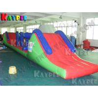 Wholesale Inflatable water obstacle,water sport game,KWS005 from china suppliers