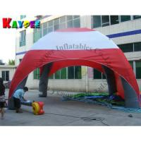 Wholesale PVC Spider tent,inflatable dome,high quality Marquee,outdoor indoor tent KCT005 from china suppliers