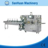 Quality Programmable Medical Plaster Pharmaceutical Packaging Equipment 30-120 Bags/min for sale