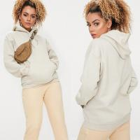 Wholesale No pilling women hoodies with hood fall from china suppliers
