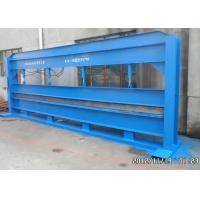Wholesale 4M/6M Electric Steel Sheet Metal Folding Machine / Bending Machine / Press Brake from china suppliers