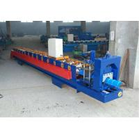 Wholesale PLC Control Automatic Roll Former Machine With Hydraulic Bending Machine from china suppliers