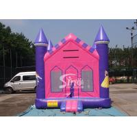 Wholesale 13x13 outdoor kids party Princess Inflatable Bounce House with 18 OZ PVC Tarpaulin from china suppliers
