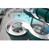 Wholesale Outdoor Spiral Water Slides Amusement Entertainment Equipment For Water Games from china suppliers