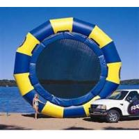 Wholesale Inflatable Water Trampoline Combo TRC03 Used in the Lake from china suppliers