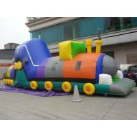 China Mini Inflatable Tunnel Maze Games For Outdoor Children Amusement on sale