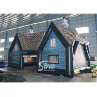 Wholesale 11x6 mts outdoor giant house inflatable pub tent  for night parties or events from china suppliers