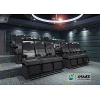 Wholesale Seiko Manufacturing 4D Movie Theater Seats For Commercial Theater With Seat Occupancy Recognition Function from china suppliers