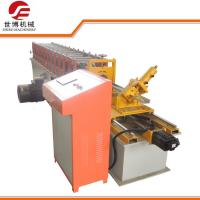 Wholesale 0.3 - 0.8 Mm Steel Stud Roll Forming Machine SB-90 For Construction Bracket from china suppliers