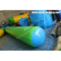 Wholesale Inflatable Water Roller tube,inflatable buoy for Aqua Park from china suppliers