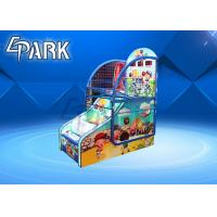 Wholesale kids coin operated ticket redemption capsule prize basketball game machine from china suppliers