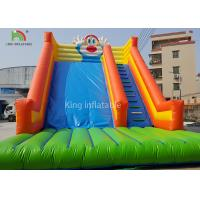 Wholesale Rabbit Shape Inflatable Water Slide With Logo Printed Outside Entertainment from china suppliers