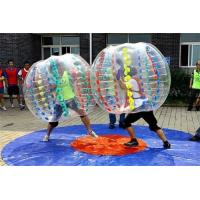 Wholesale Durable Inflatable Bumper Ball/Body Zorb Ball for Football Games from china suppliers