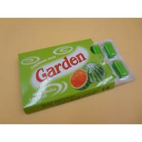 Wholesale Garden Long Shape Pop Bubble Gum Chewing Gum Kids Tasty OEM Available from china suppliers