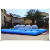 Wholesale Hot Sale Outdoor Inflatable Swimming Pool (CY-M1898) from china suppliers