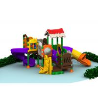 Wholesale Environmental Material Plastic Playground Sets For Toddlers 580x450x320cm from china suppliers