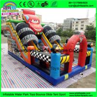 Buy cheap Children Favorite Inflatable Bouncer/PVC Inflatable Castle WIth Good Price For from wholesalers