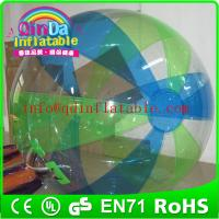 Quality Durable walking ball walk on water inflatable water ball for sale water sphere ball for sale