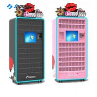 China Attractive Lipstick Gift Vending Machine With Challenging Game 220V 110V Optional on sale