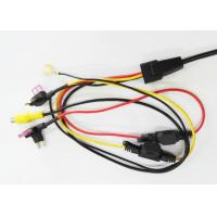 Rear View Camera Cable RCA BNC Cable With Y Adaptor For Car Camera System