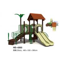 Wholesale Commercial Outdoor Kids Combination Of Plastic Slide Amusement Park/Playground from china suppliers