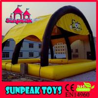 Wholesale P-029 Water Pool Inflatables Swimming Pool Cover from china suppliers