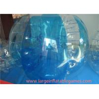 Wholesale Kids / Adults Inflatable Bubble Ball Great Workmanship For Soccer Ball from china suppliers