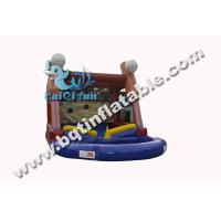 Wholesale Inflatable football goal gate, inflatable golf game, inflatable sports game from china suppliers