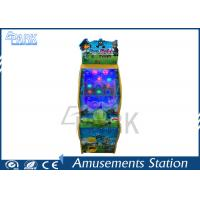 China Indoor 110V / 220V Shooting Arcade Machines Shooting Games For Kids 43 * 72 * 108 CM for sale