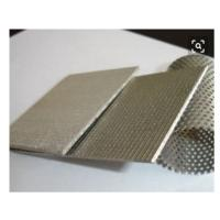 China Multi - Layer Sintered Wire Mesh , Sintered Stainless Steel Filter Mesh Screen on sale