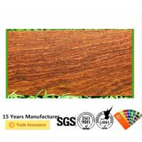 China 3D Stable Heat Transfer Powder Coating High Imitation Wood Grain SGS Approval on sale