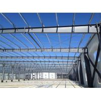 Wholesale Sandwich Panel Prefab Workshop Steel Structure With USA Standard Welding from china suppliers