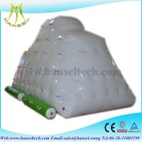 Wholesale Hansel Durable PVC Tarpaulin Inflatable Water Climber For Kids from china suppliers