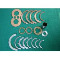 High Speed Bimetal Bearing Thrust Washer For Internal Combustion Engine