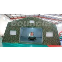 Wholesale Airtight Tent TEN61 with Reinforced Strips for Hunting / Camping from china suppliers